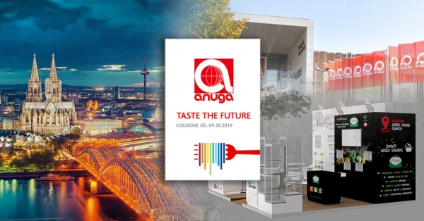 Pnoe at ANUGA 2019, Cologne